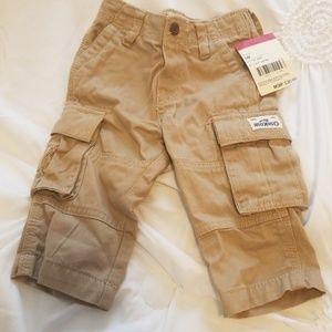 Boys never used cargo shorts